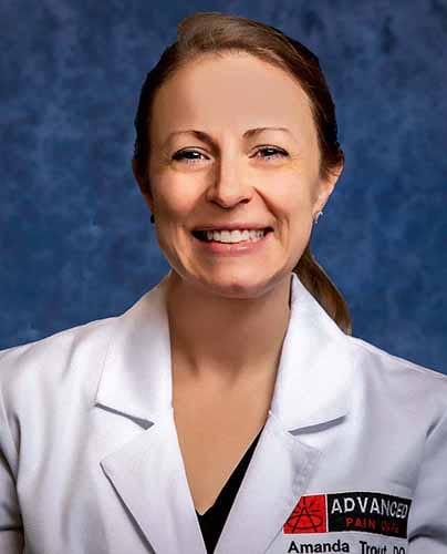 Dr. Amanda Trout