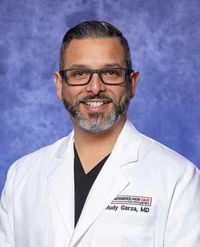 Rudy Garza, MD