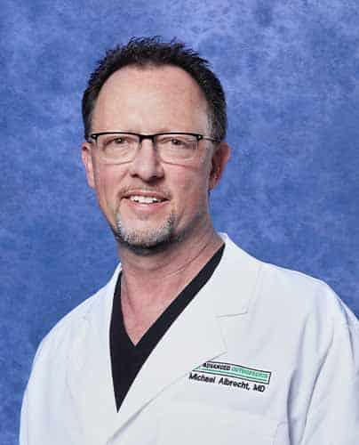 Michael Albrecht, MD
