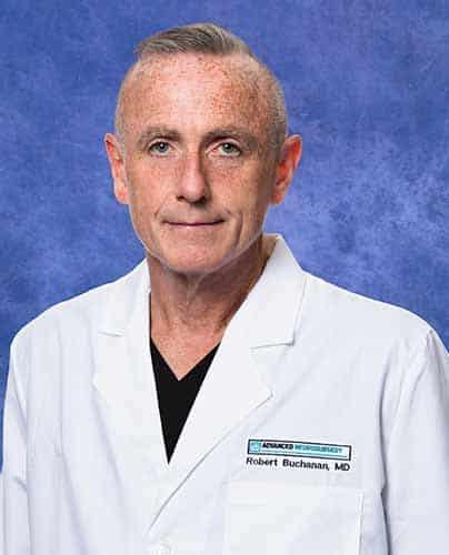 Robert Buchanan M.D.